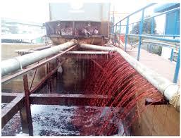 Xử lý nước thải ngành dệt nhuộm