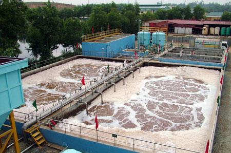 Quy trình hoạt động hệ thống xử lý nước thải môi trường bệnh viện