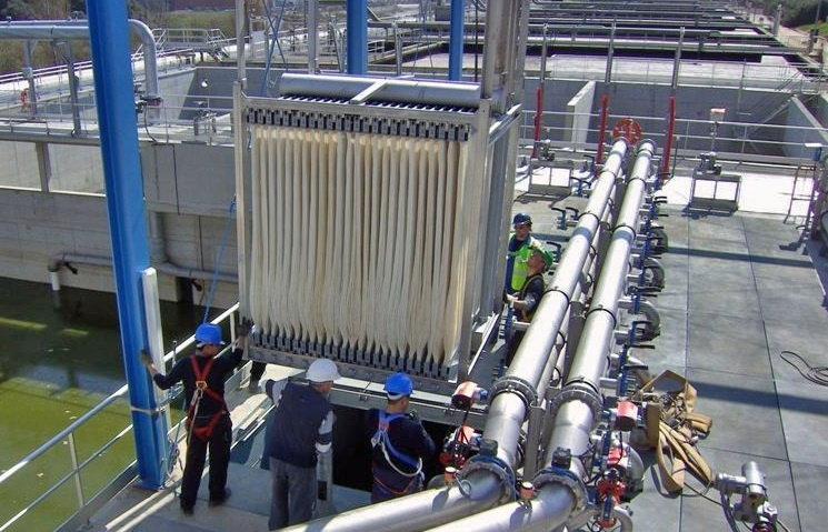 Dịch vụ (nâng cấp, bảo dưỡng, tu sửa) bảo trì hệ thống xử lý nước thải môi trường
